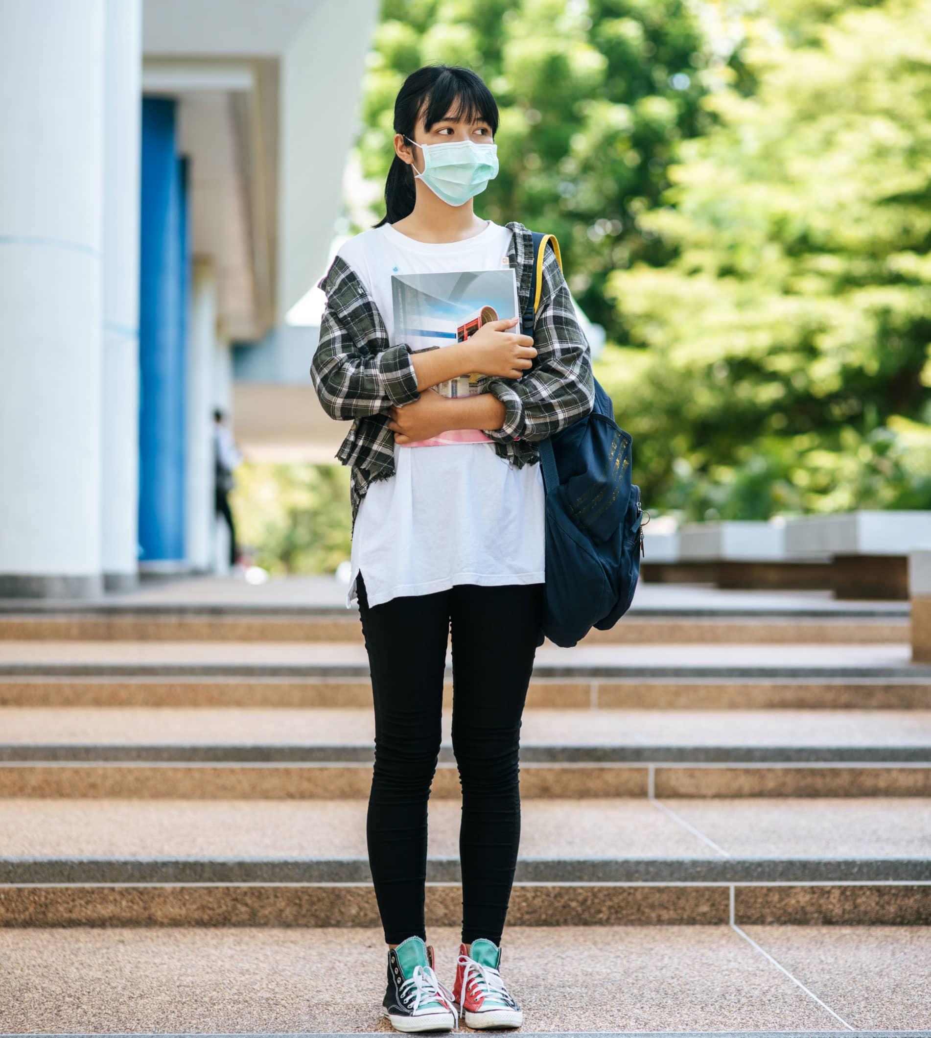 Mae Nam Khone Institute student